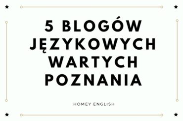Blogi językowe, które warto śledzić