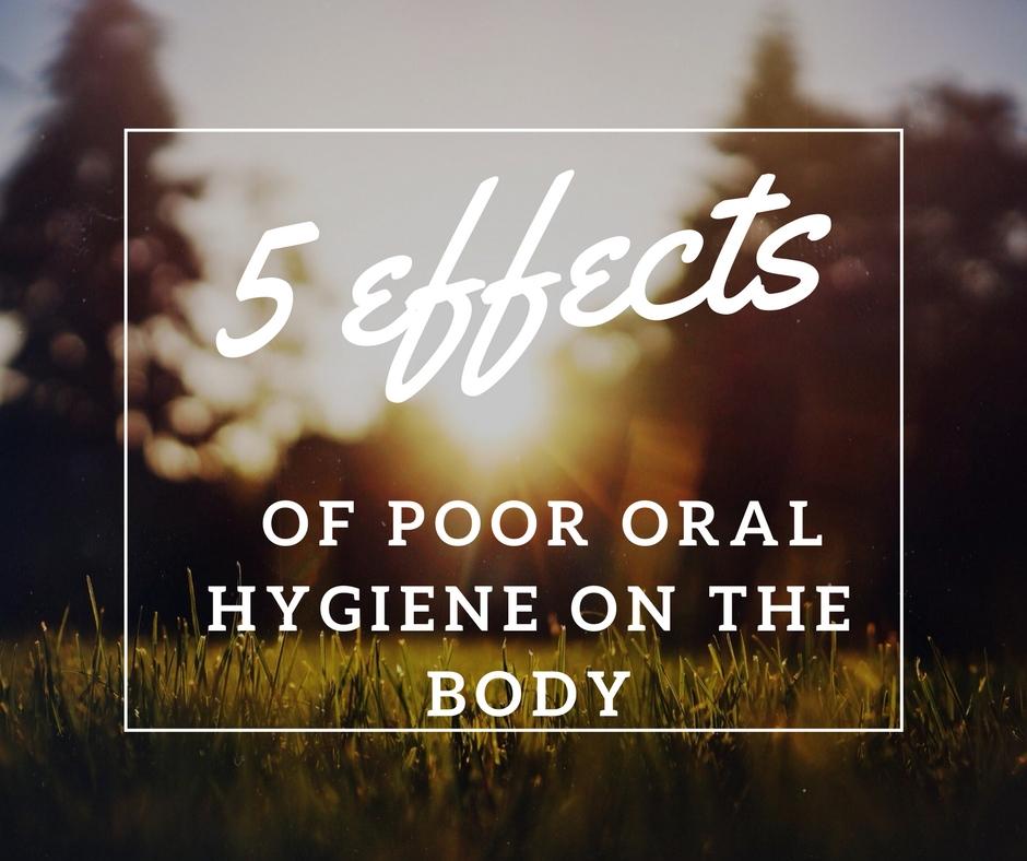 jak zła higiena jamy ustnej wpływa na organizm