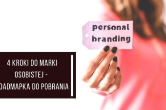 4 kroki do marki osobistej – mapka do pobrania